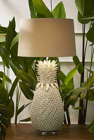 Driftwood Lamps | Mother of Pearl Lighting | Handmade Ceramic Lamps gallery image #14