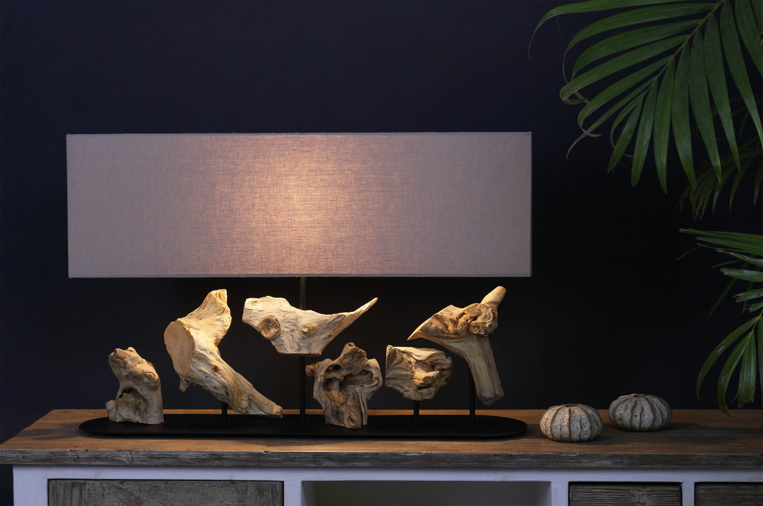 Roots Level table lamp product photo #2