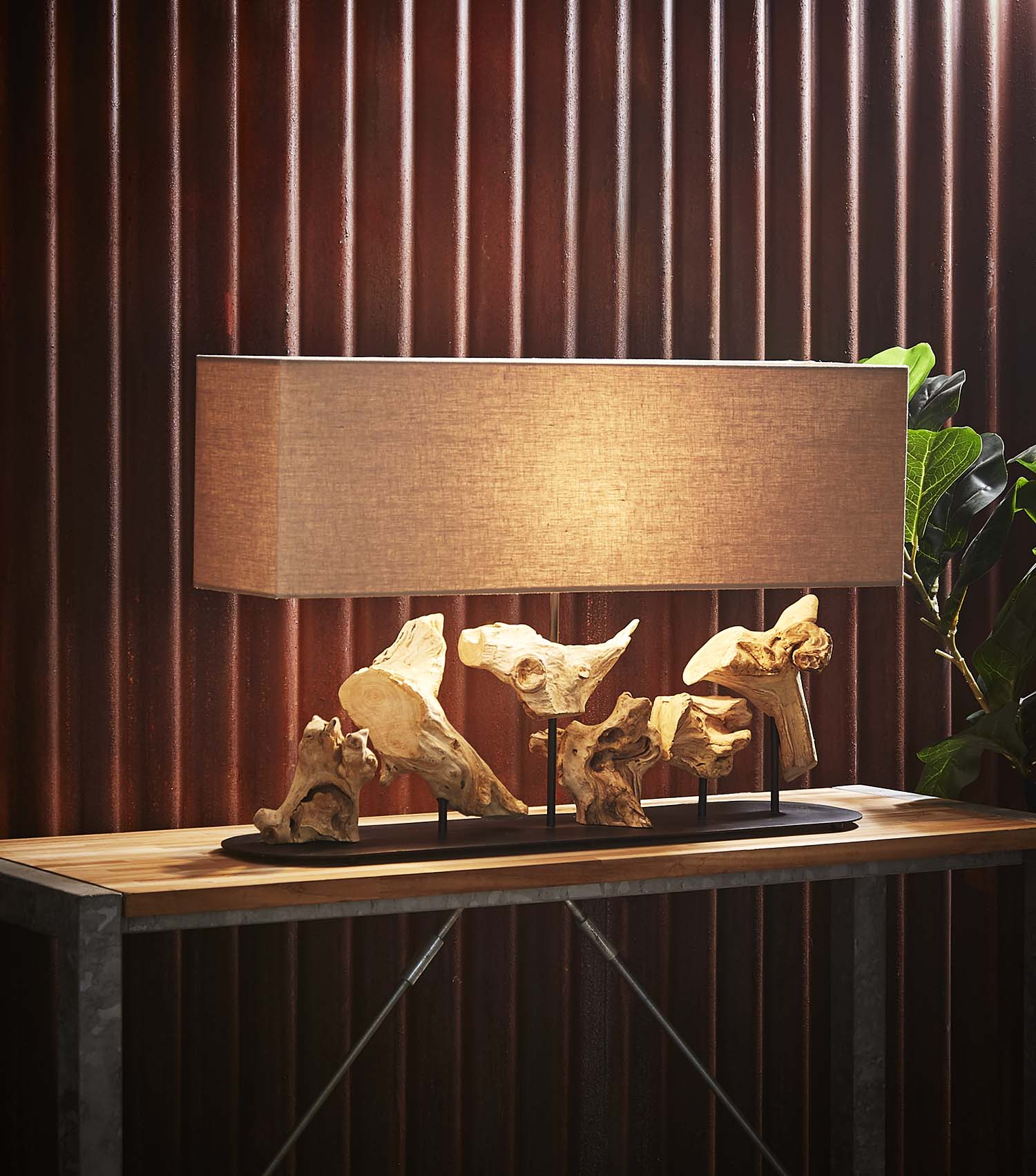Roots Level table lamp product photo #3
