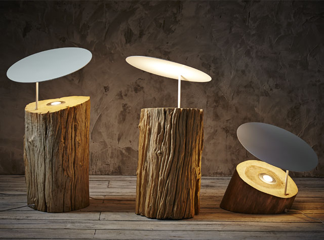 Driftwood Lamps | Mother of Pearl Lighting | Handmade Ceramic Lamps gallery image #19