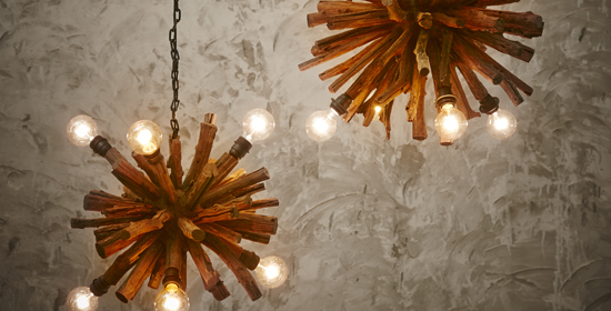 Branches Ball Chandelier product photo #3