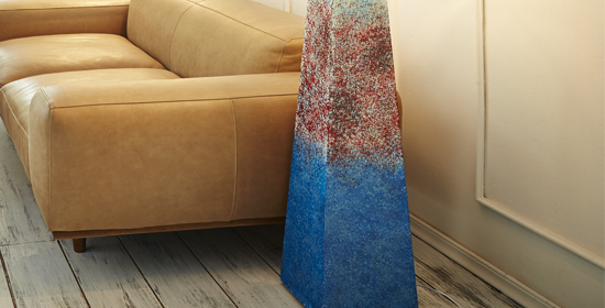 Ocean Sunset Floor Lamp product photo #3