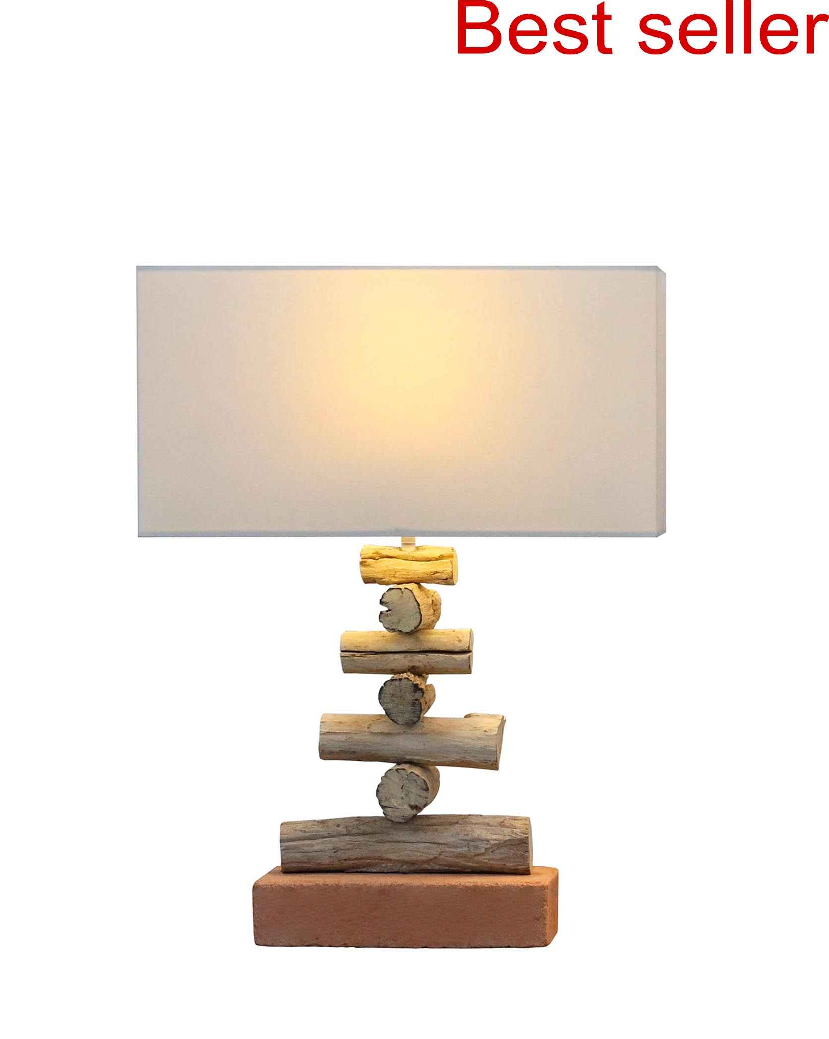 King Mai Sak crossed table lamp product photo #2