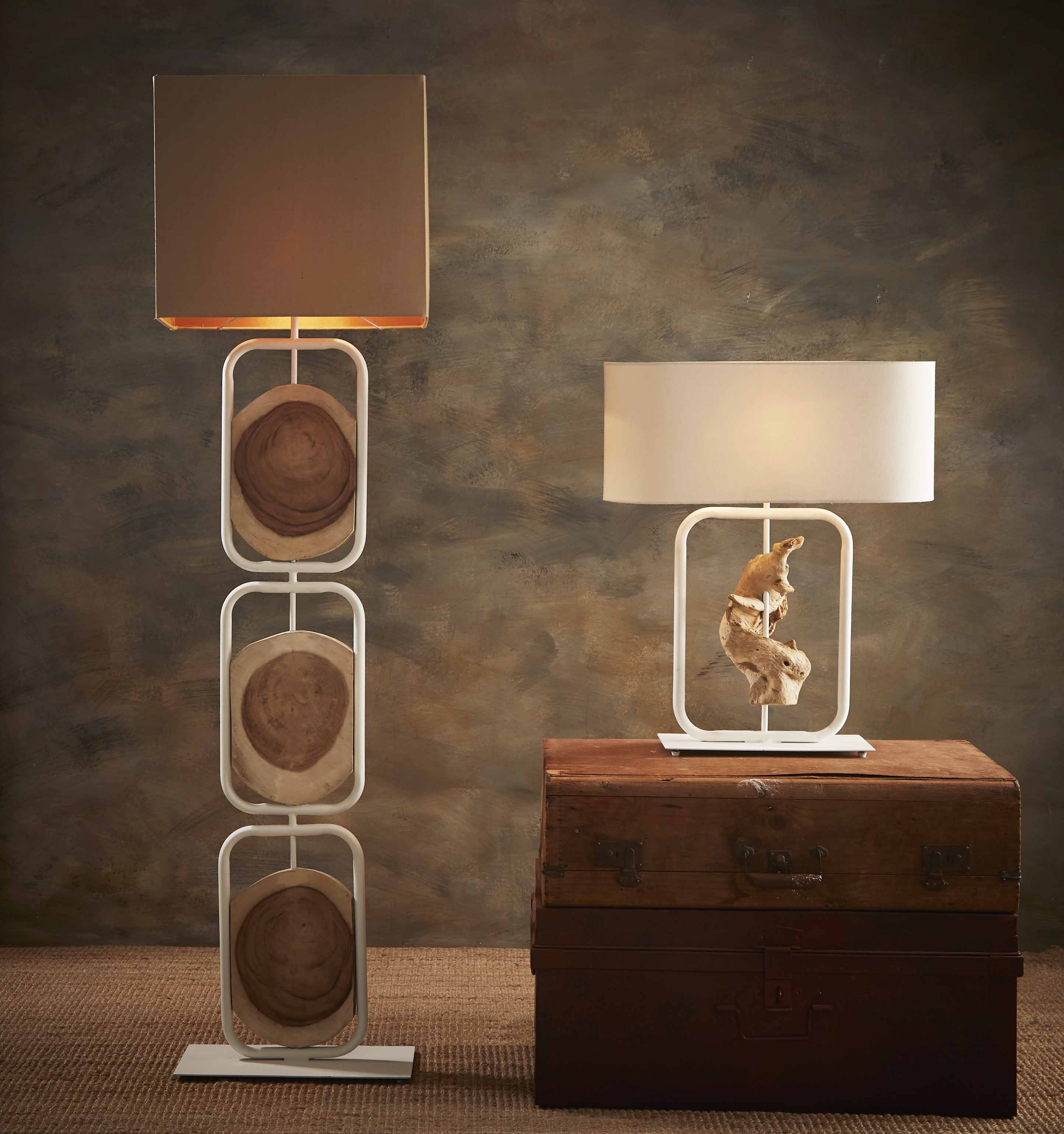 Rectro table lamp product photo #3