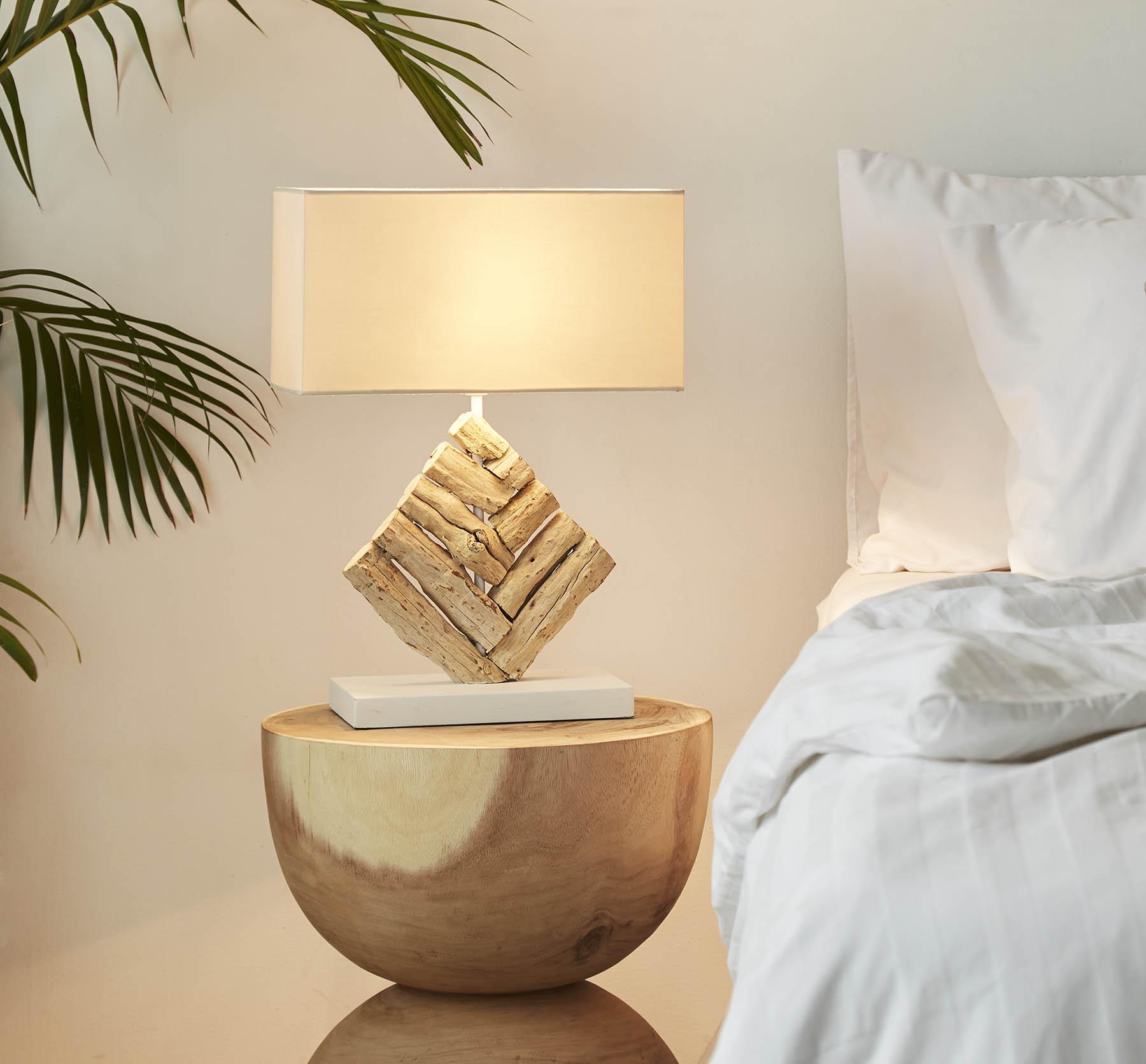 King Mai Sak pattern table lamp product photo #2