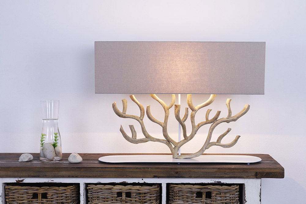 Fire Coral table lamp product photo #2