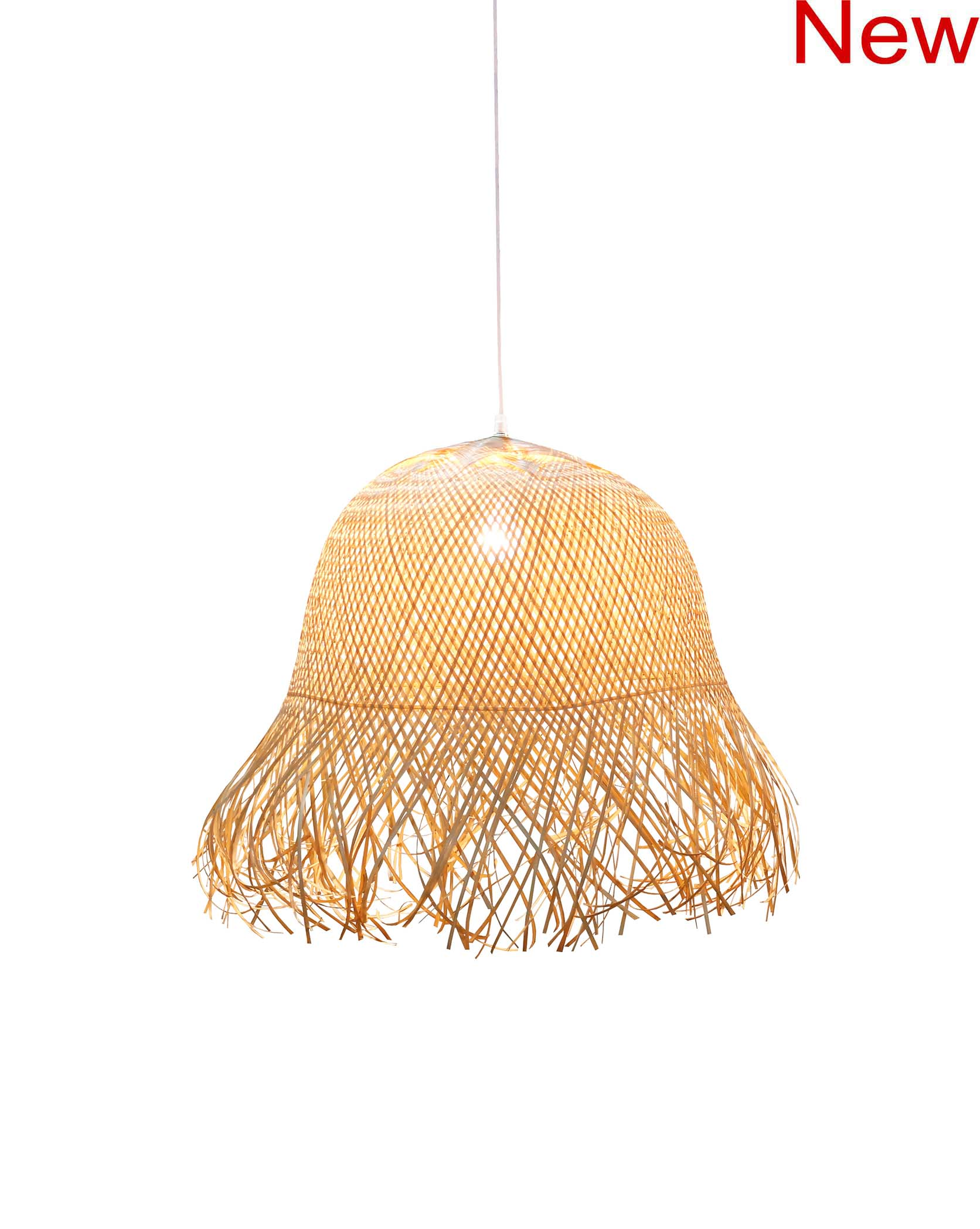 Bamboo Gem  pendant product photo #1