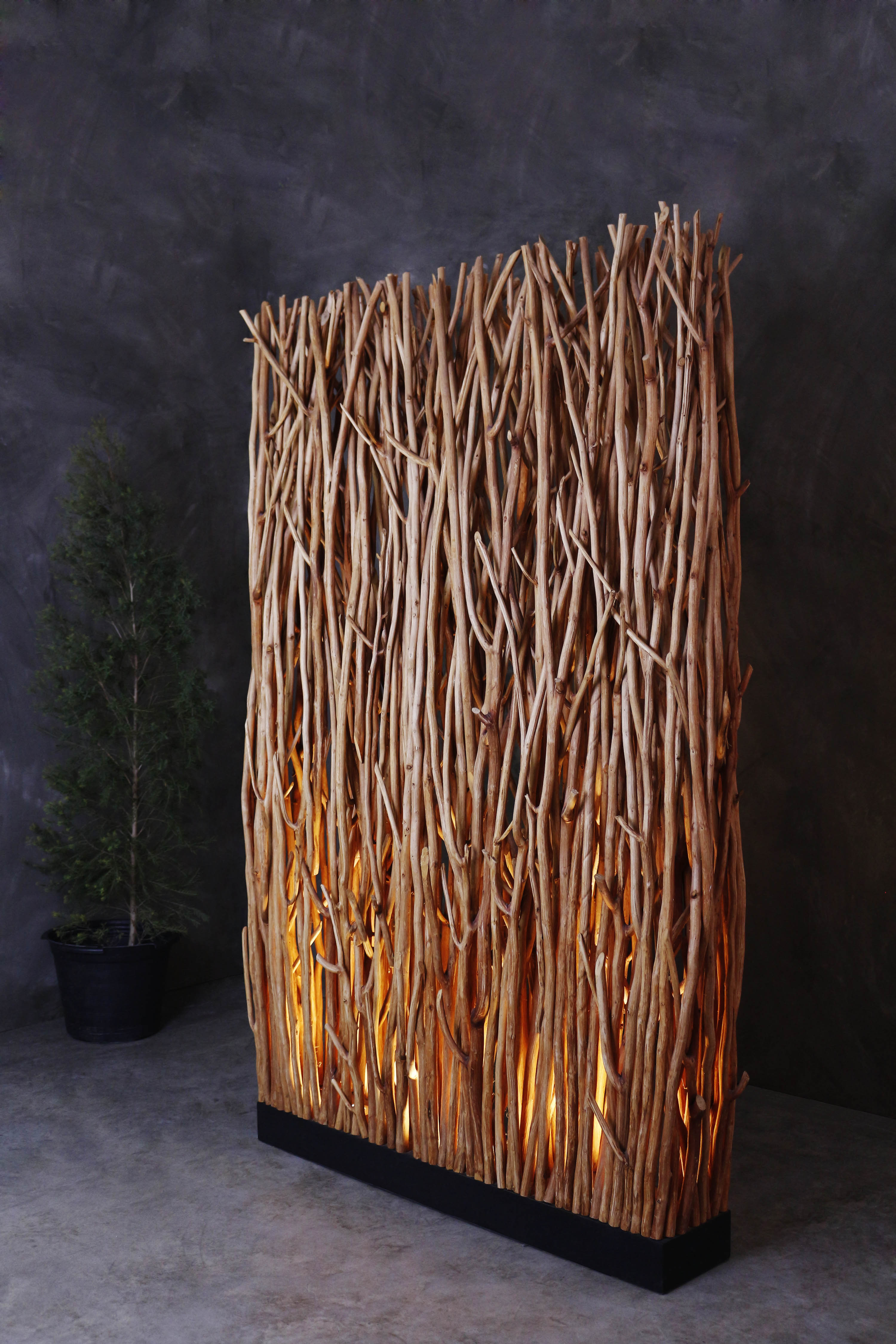 Partition Skov Floor Lamp product photo #1