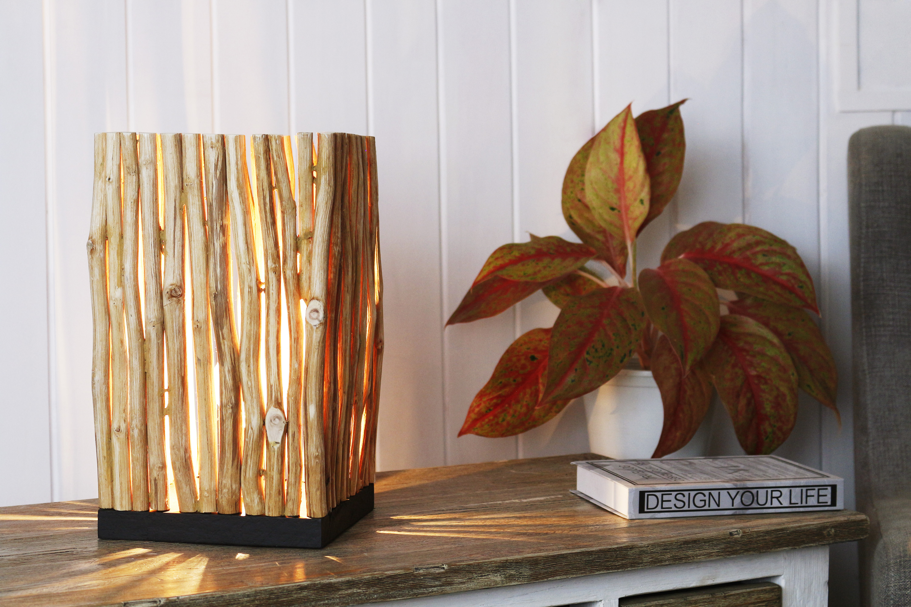 Rectangle Forresta table lamp product photo #2