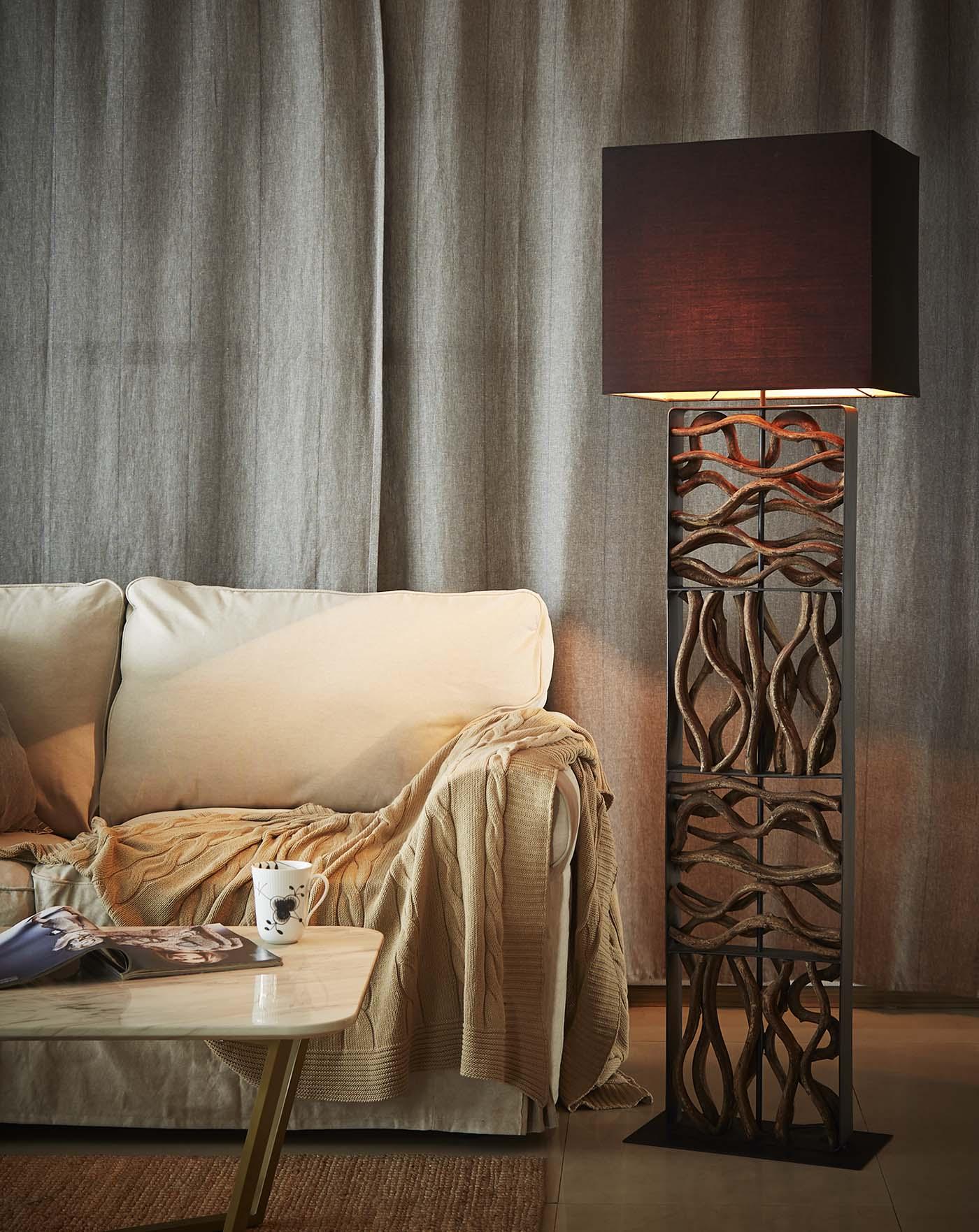 Movement Floor lamp product photo #1