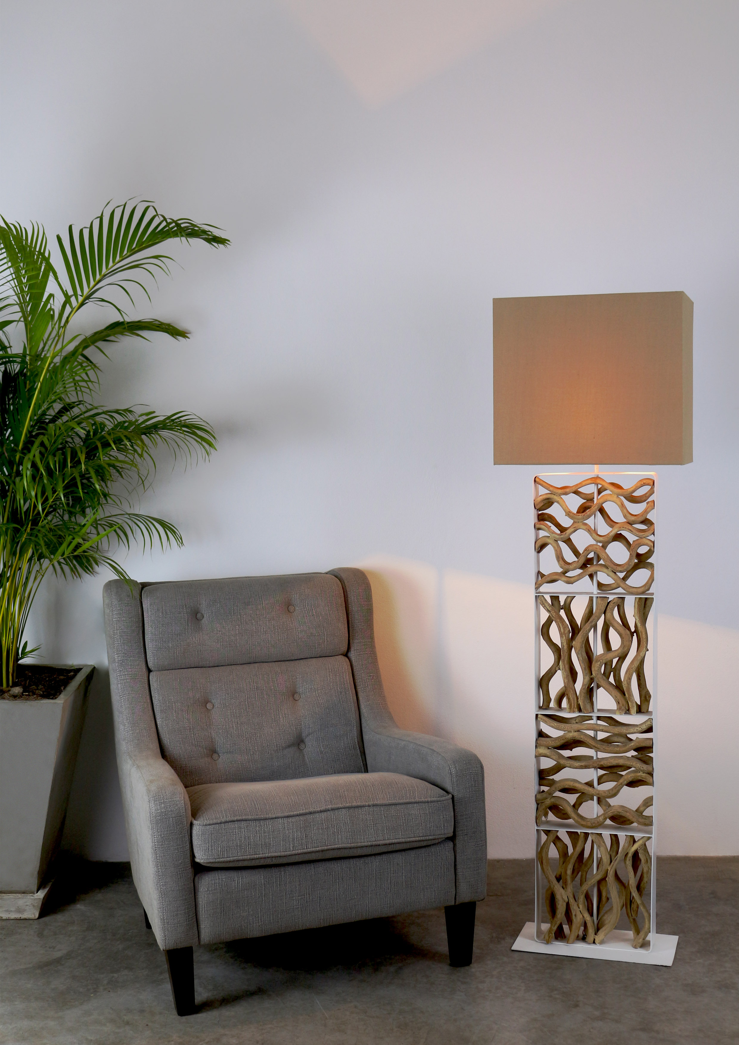 Movement Floor lamp product photo #2