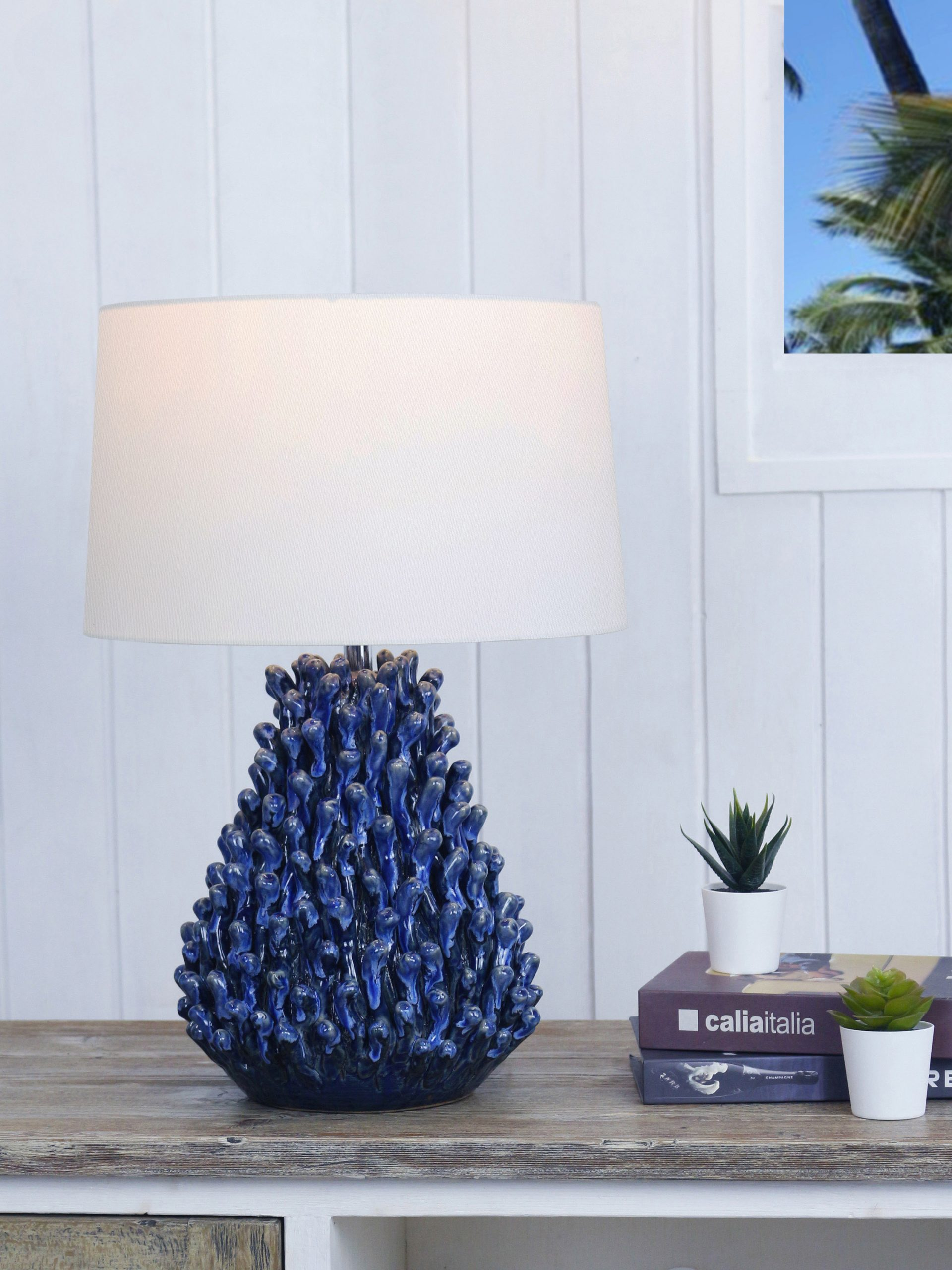 Anemone table lamp 2 product photo #1