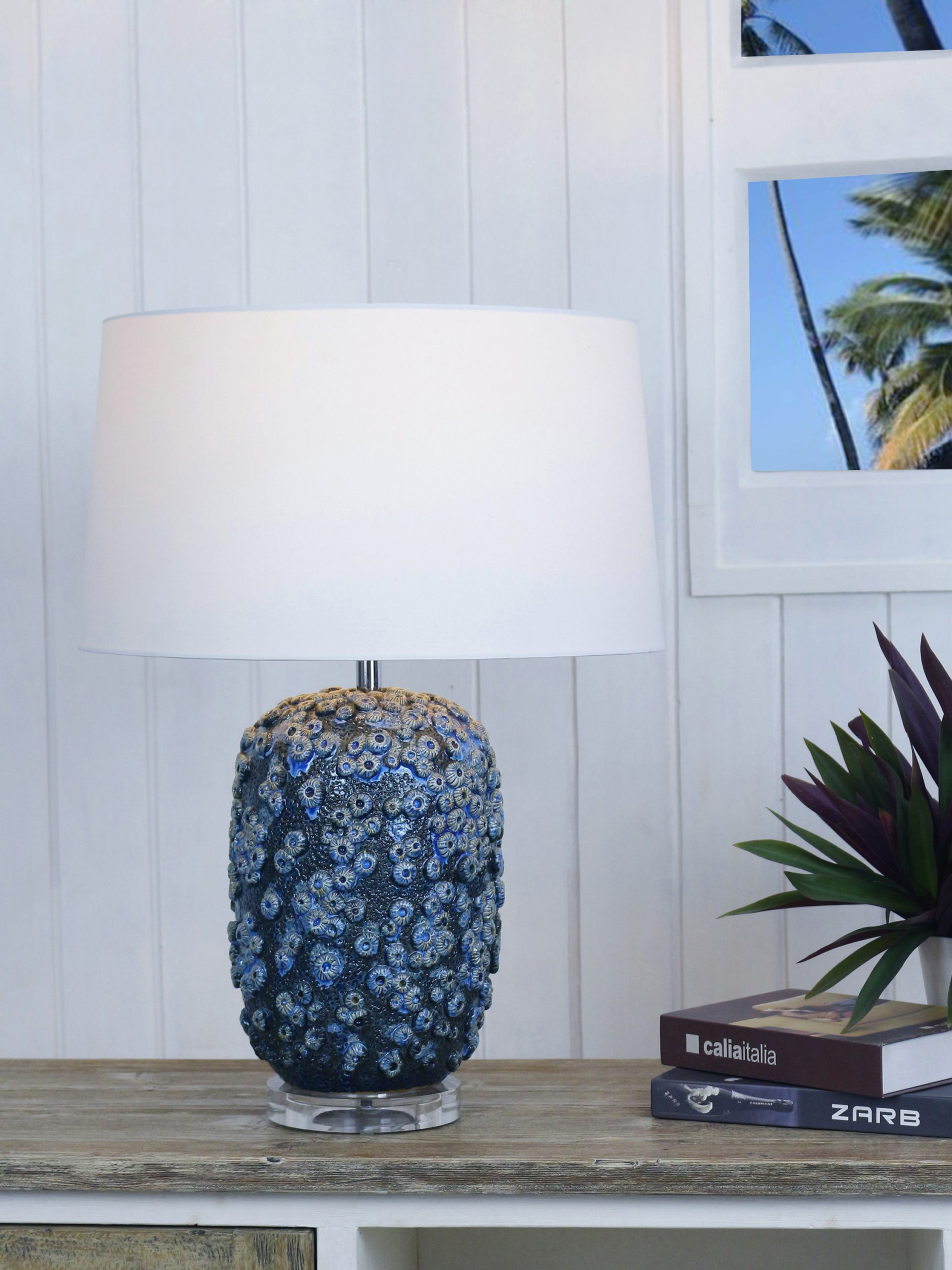 star coral table lamp product photo #1