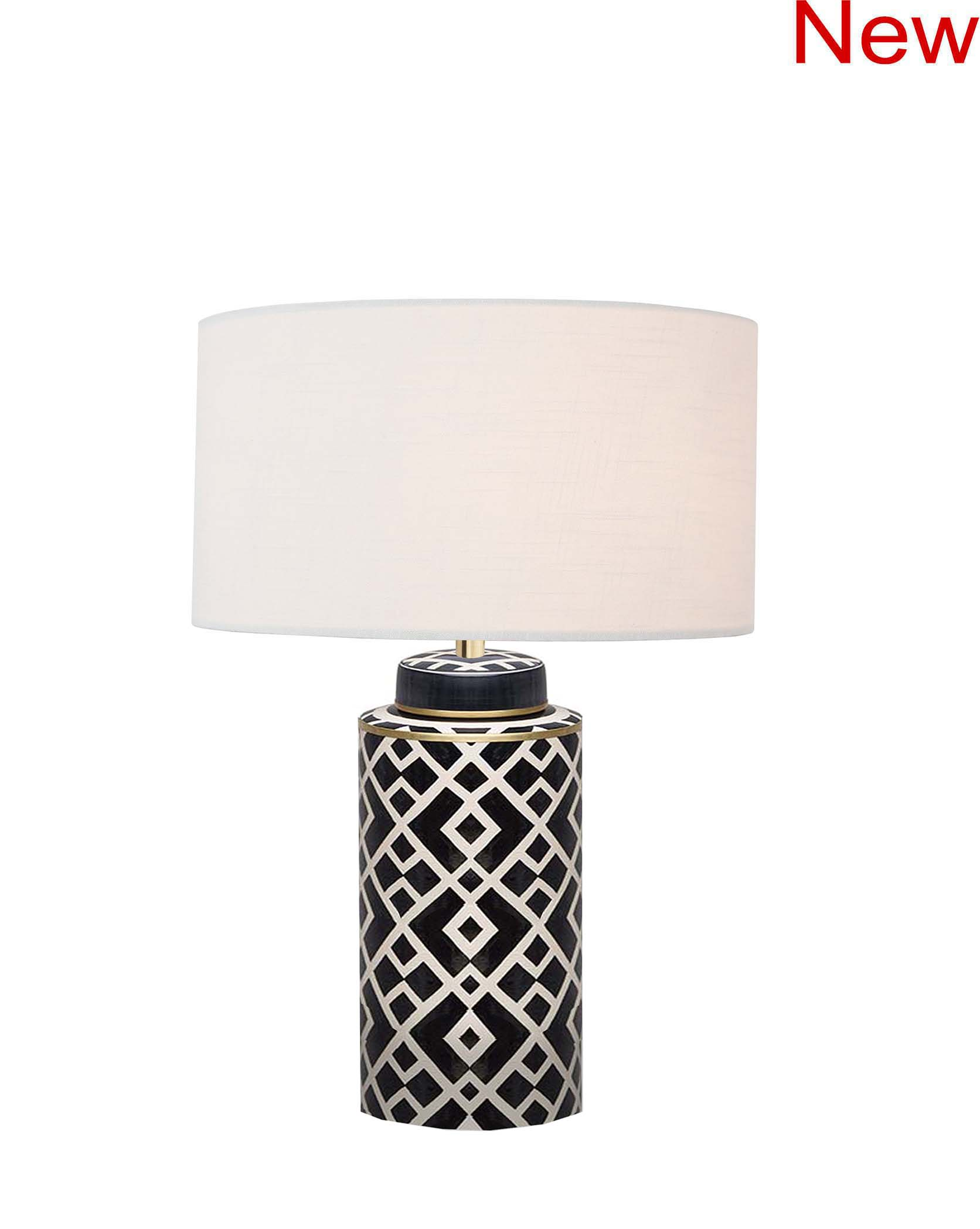 Hand Painted table lamp product photo #2