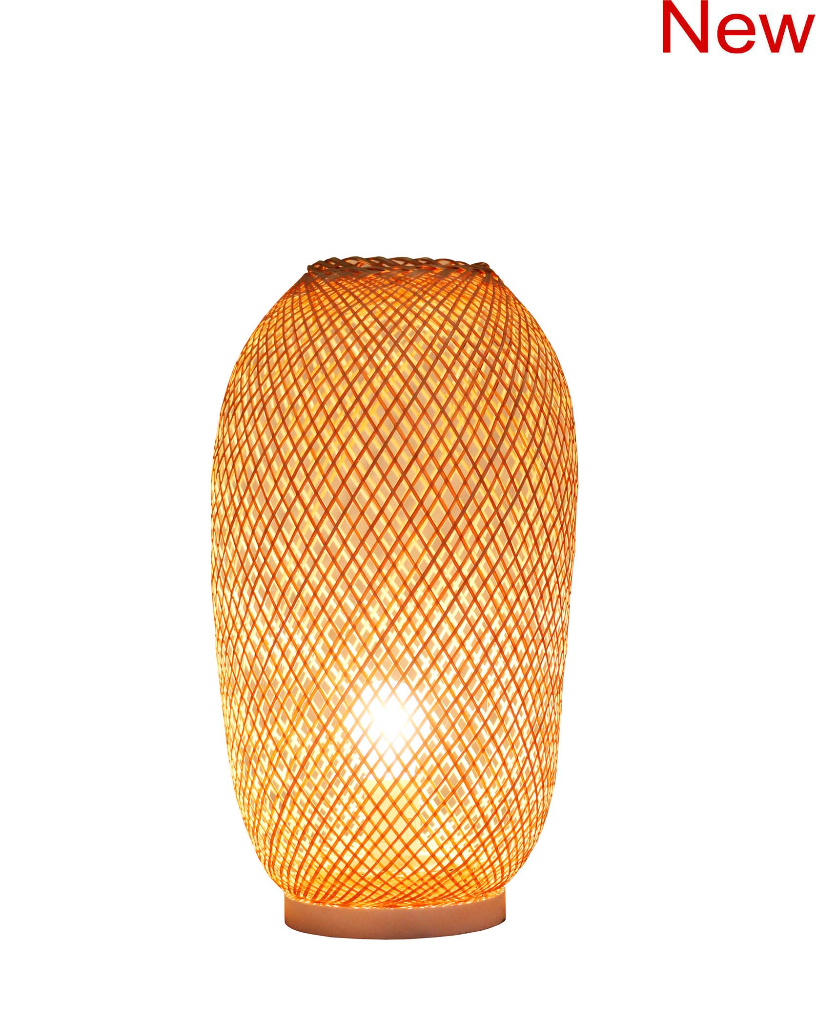 Bamboo Nest table lamp product photo #3