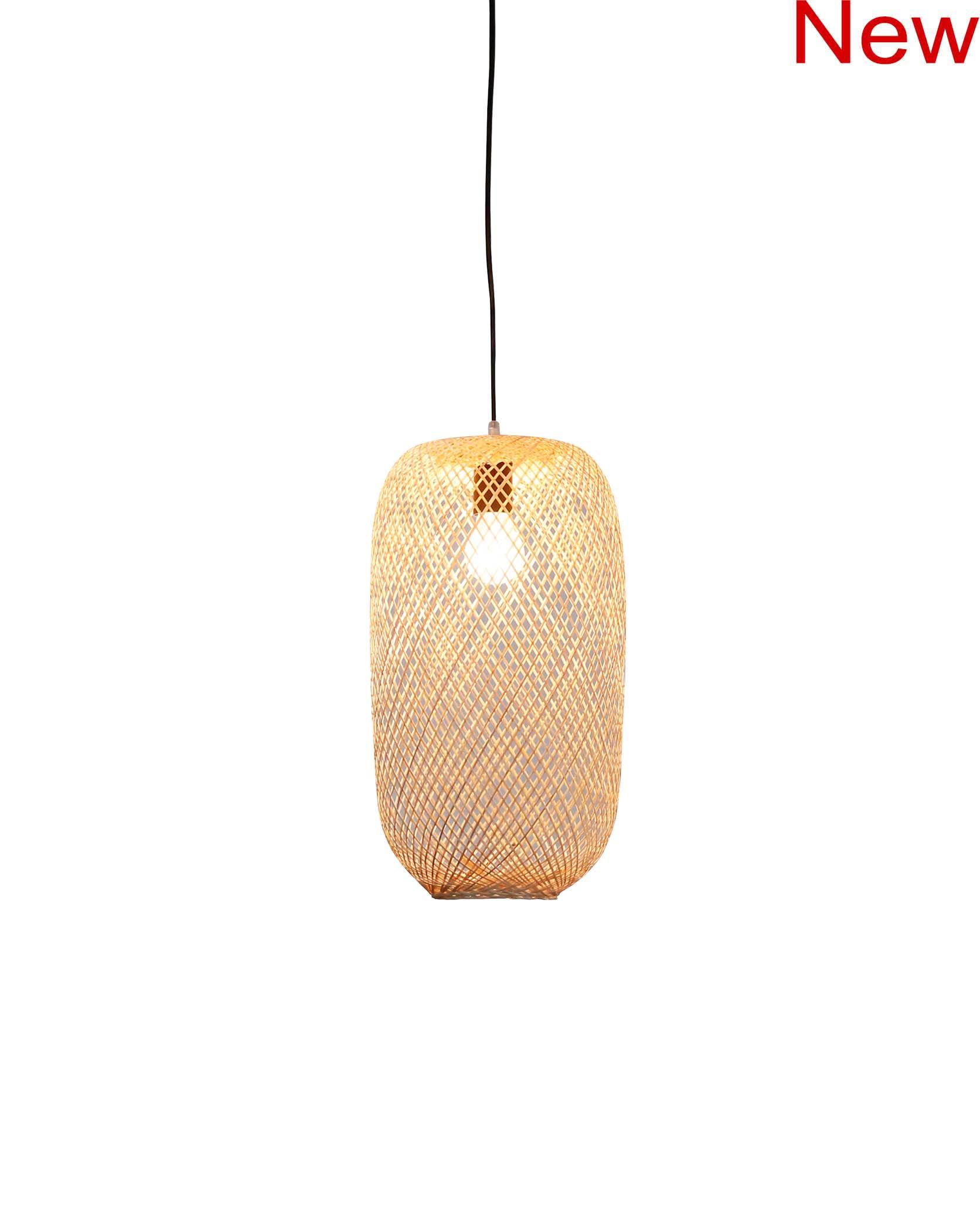 Bamboo Nest pendant product photo #2