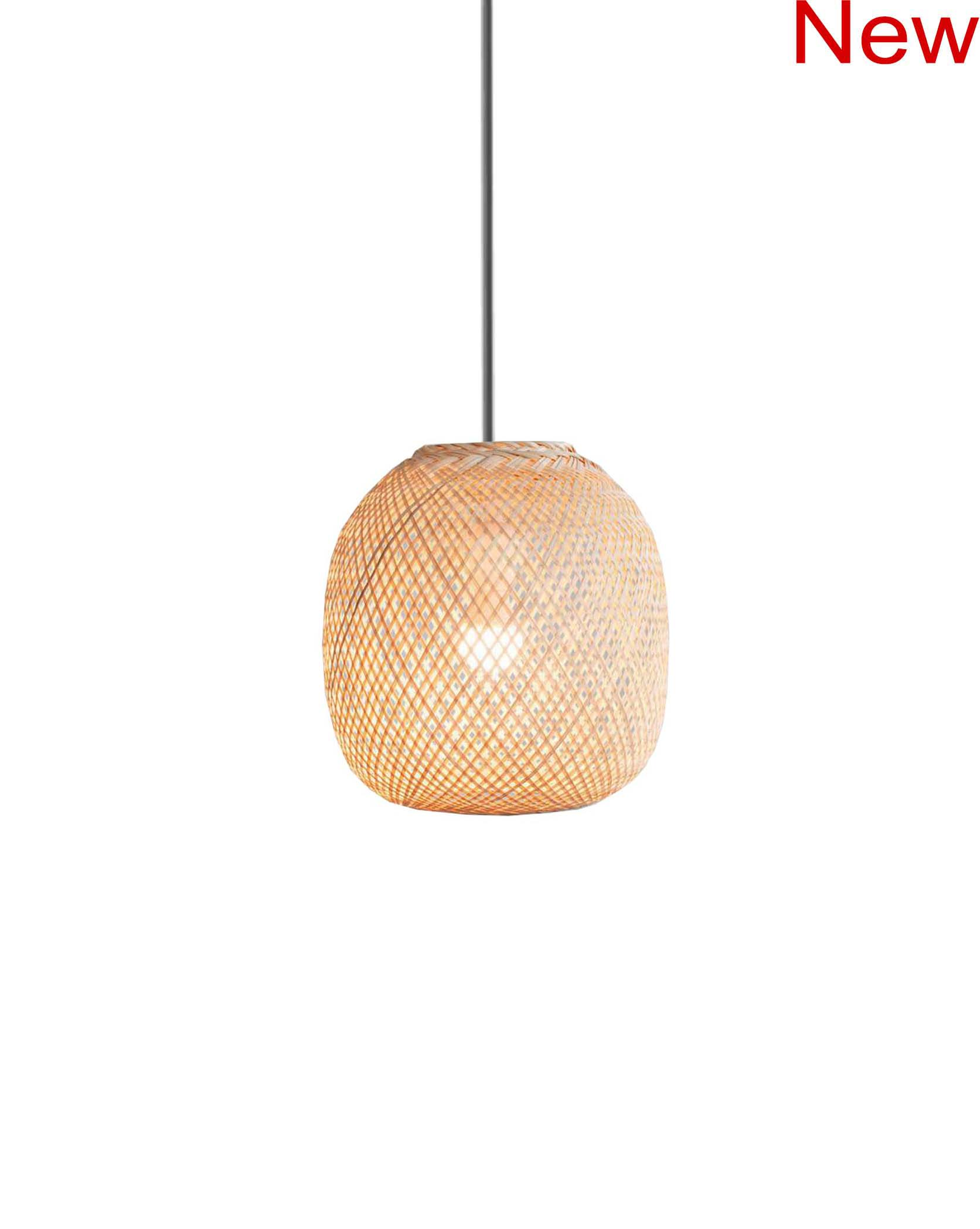 Bamboo Ball Chandelier product photo #3